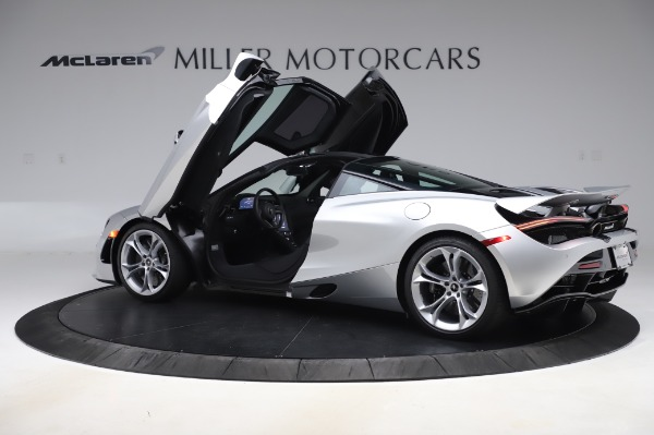 New 2020 McLaren 720S Coupe for sale $347,550 at Bugatti of Greenwich in Greenwich CT 06830 12