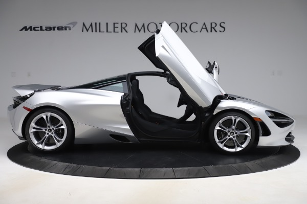 New 2020 McLaren 720S Coupe for sale $347,550 at Bugatti of Greenwich in Greenwich CT 06830 15