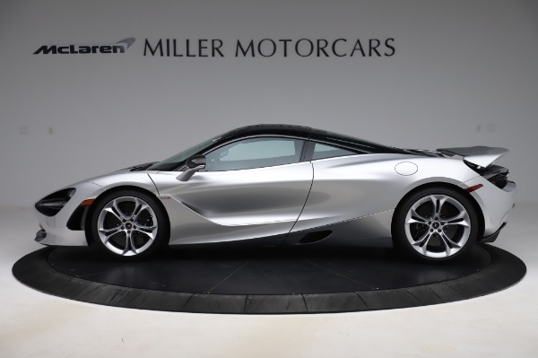 New 2020 McLaren 720S Coupe for sale $347,550 at Bugatti of Greenwich in Greenwich CT 06830 2