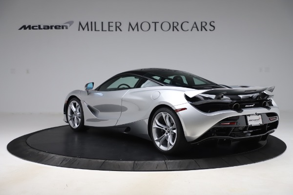 New 2020 McLaren 720S Coupe for sale $347,550 at Bugatti of Greenwich in Greenwich CT 06830 3