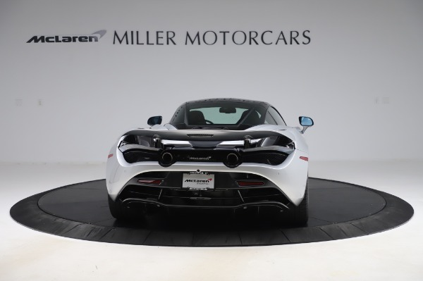 New 2020 McLaren 720S Coupe for sale $347,550 at Bugatti of Greenwich in Greenwich CT 06830 4