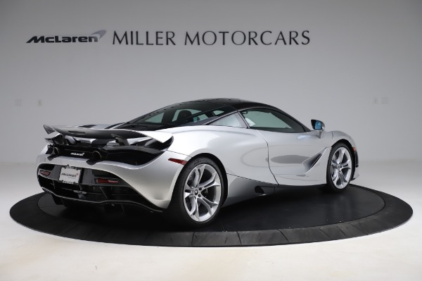 New 2020 McLaren 720S Coupe for sale $347,550 at Bugatti of Greenwich in Greenwich CT 06830 5