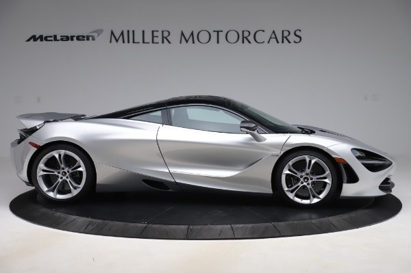 New 2020 McLaren 720S Coupe for sale $347,550 at Bugatti of Greenwich in Greenwich CT 06830 6