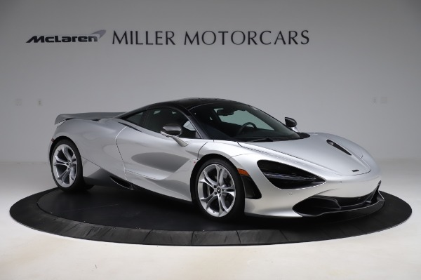 New 2020 McLaren 720S Coupe for sale $347,550 at Bugatti of Greenwich in Greenwich CT 06830 7