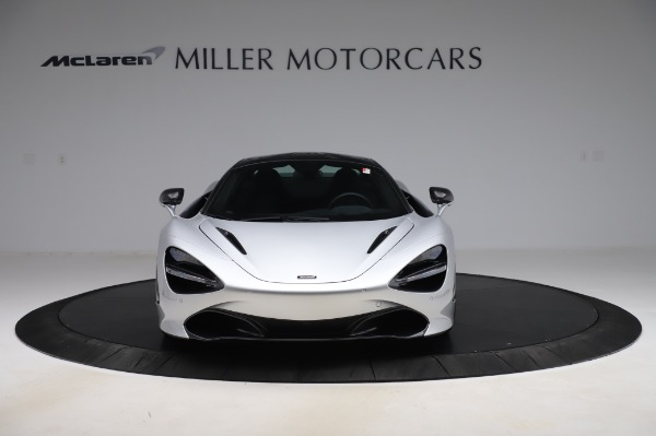 New 2020 McLaren 720S Coupe for sale $347,550 at Bugatti of Greenwich in Greenwich CT 06830 8
