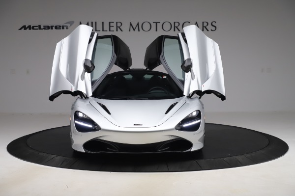 New 2020 McLaren 720S Coupe for sale $347,550 at Bugatti of Greenwich in Greenwich CT 06830 9