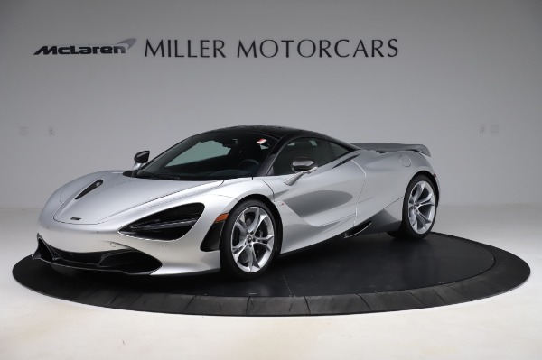 New 2020 McLaren 720S Performance for sale $347,550 at Bugatti of Greenwich in Greenwich CT 06830 1
