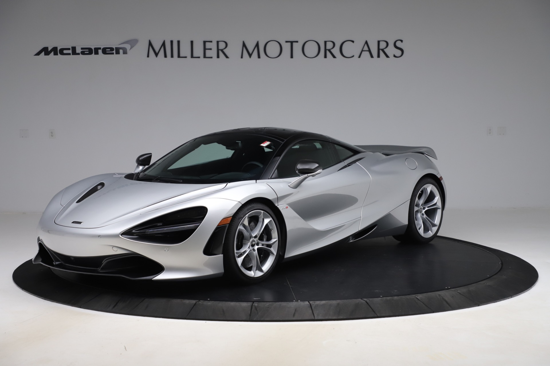 New 2020 McLaren 720S Coupe for sale $347,550 at Bugatti of Greenwich in Greenwich CT 06830 1