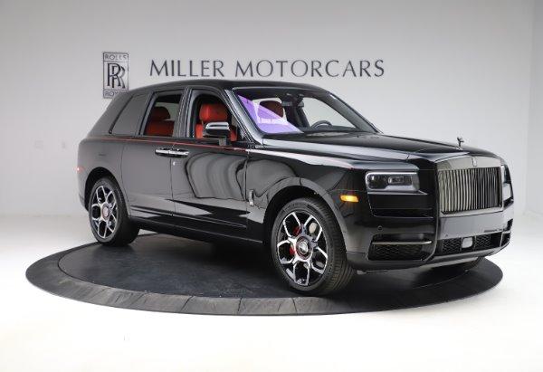 New 2020 Rolls-Royce Cullinan Black Badge for sale $433,950 at Bugatti of Greenwich in Greenwich CT 06830 10