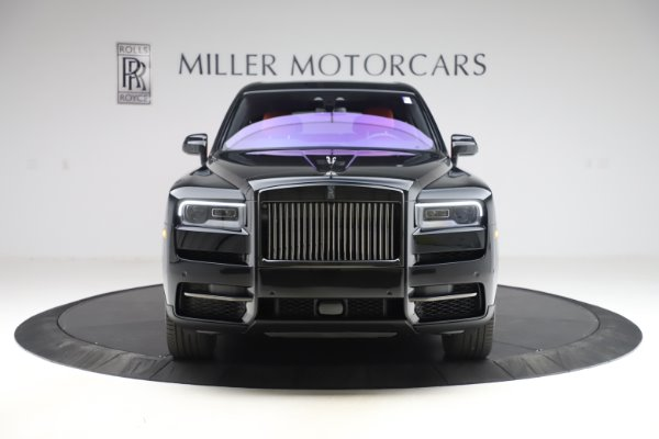 New 2020 Rolls-Royce Cullinan Black Badge for sale $433,950 at Bugatti of Greenwich in Greenwich CT 06830 11