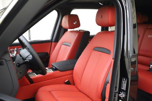 New 2020 Rolls-Royce Cullinan Black Badge for sale $433,950 at Bugatti of Greenwich in Greenwich CT 06830 14