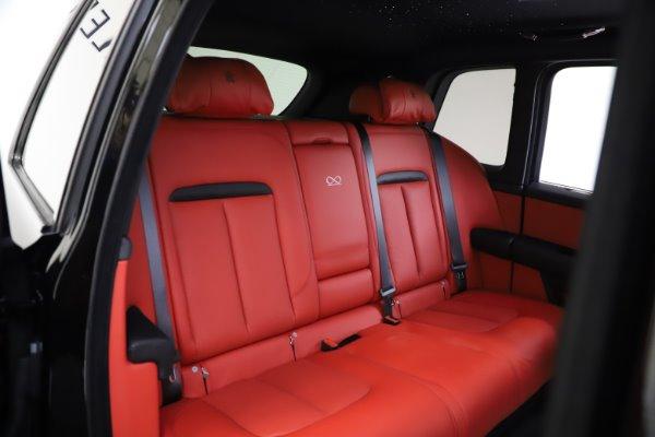 New 2020 Rolls-Royce Cullinan Black Badge for sale $433,950 at Bugatti of Greenwich in Greenwich CT 06830 17