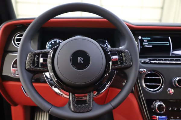 New 2020 Rolls-Royce Cullinan Black Badge for sale $433,950 at Bugatti of Greenwich in Greenwich CT 06830 18