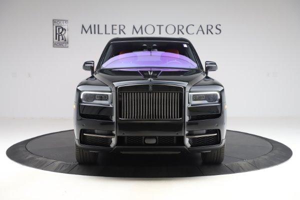 New 2020 Rolls-Royce Cullinan Black Badge for sale $433,950 at Bugatti of Greenwich in Greenwich CT 06830 2