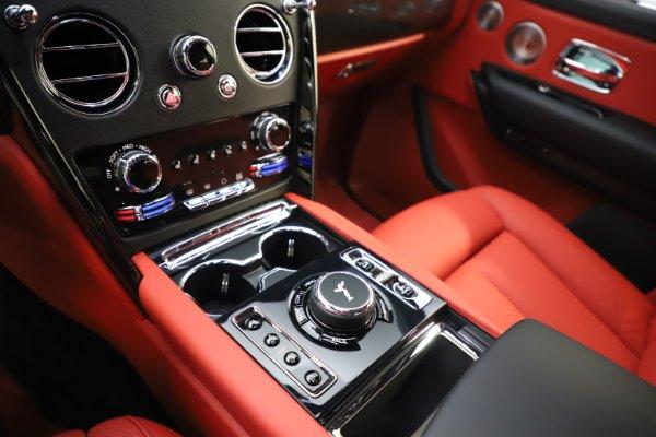 New 2020 Rolls-Royce Cullinan Black Badge for sale $433,950 at Bugatti of Greenwich in Greenwich CT 06830 20