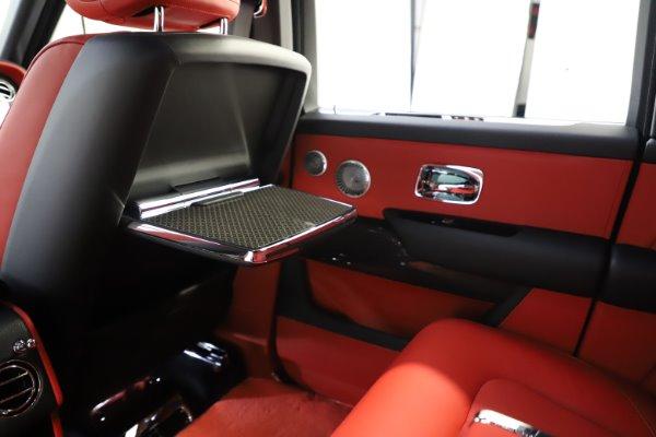 New 2020 Rolls-Royce Cullinan Black Badge for sale $433,950 at Bugatti of Greenwich in Greenwich CT 06830 26