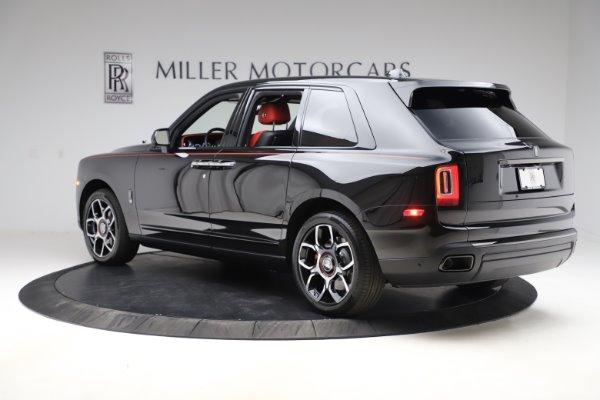 New 2020 Rolls-Royce Cullinan Black Badge for sale $433,950 at Bugatti of Greenwich in Greenwich CT 06830 5