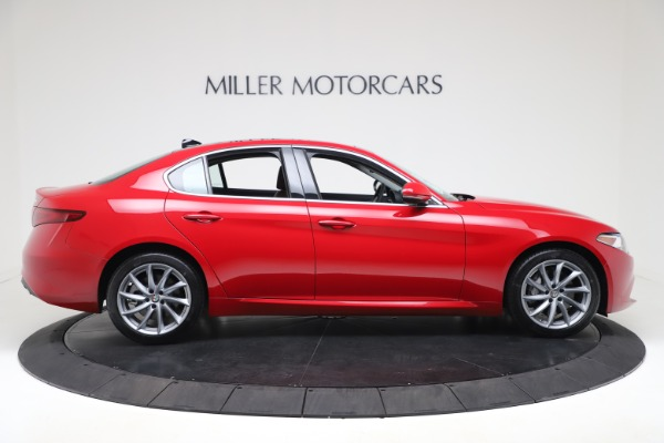 New 2020 Alfa Romeo Giulia Q4 for sale $46,395 at Bugatti of Greenwich in Greenwich CT 06830 9