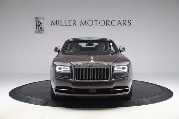 Used 2017 Rolls-Royce Dawn for sale $254,900 at Bugatti of Greenwich in Greenwich CT 06830 11