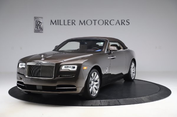 Used 2017 Rolls-Royce Dawn for sale $254,900 at Bugatti of Greenwich in Greenwich CT 06830 12