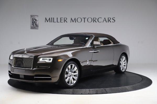 Used 2017 Rolls-Royce Dawn for sale $254,900 at Bugatti of Greenwich in Greenwich CT 06830 13