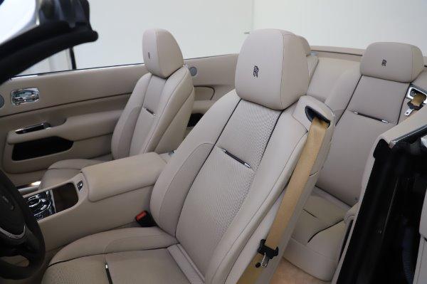 Used 2017 Rolls-Royce Dawn for sale $254,900 at Bugatti of Greenwich in Greenwich CT 06830 21