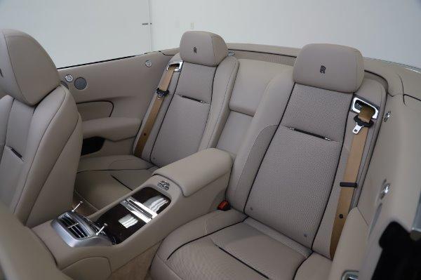 Used 2017 Rolls-Royce Dawn for sale $254,900 at Bugatti of Greenwich in Greenwich CT 06830 23