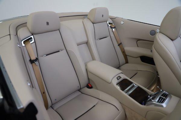 Used 2017 Rolls-Royce Dawn for sale $254,900 at Bugatti of Greenwich in Greenwich CT 06830 24