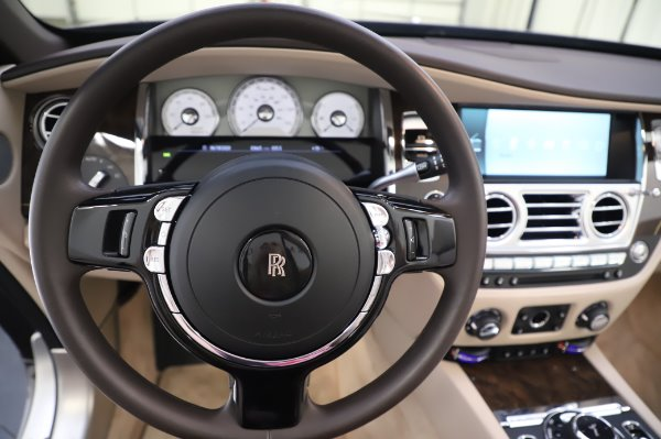Used 2017 Rolls-Royce Dawn for sale $254,900 at Bugatti of Greenwich in Greenwich CT 06830 26
