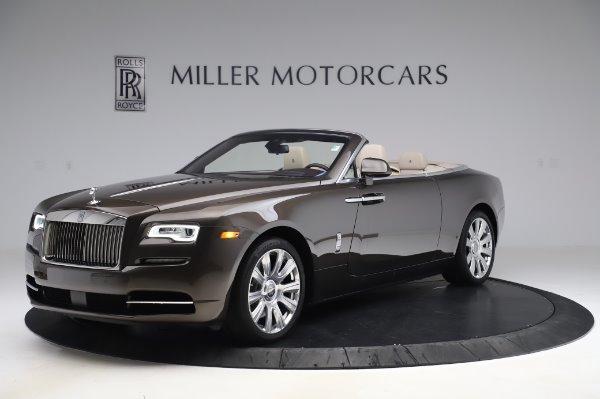 Used 2017 Rolls-Royce Dawn for sale $254,900 at Bugatti of Greenwich in Greenwich CT 06830 3