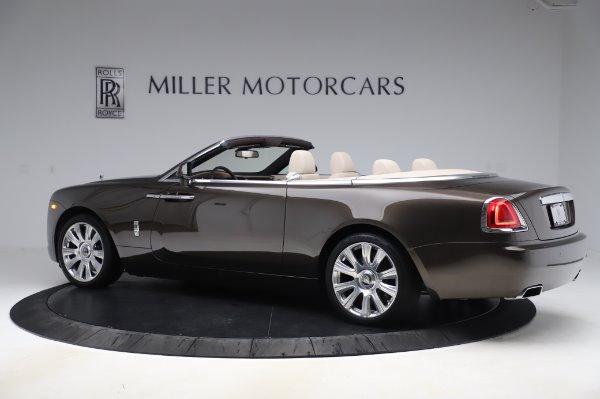 Used 2017 Rolls-Royce Dawn for sale $254,900 at Bugatti of Greenwich in Greenwich CT 06830 5