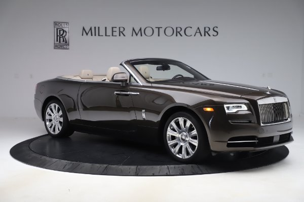 Used 2017 Rolls-Royce Dawn for sale $254,900 at Bugatti of Greenwich in Greenwich CT 06830 9