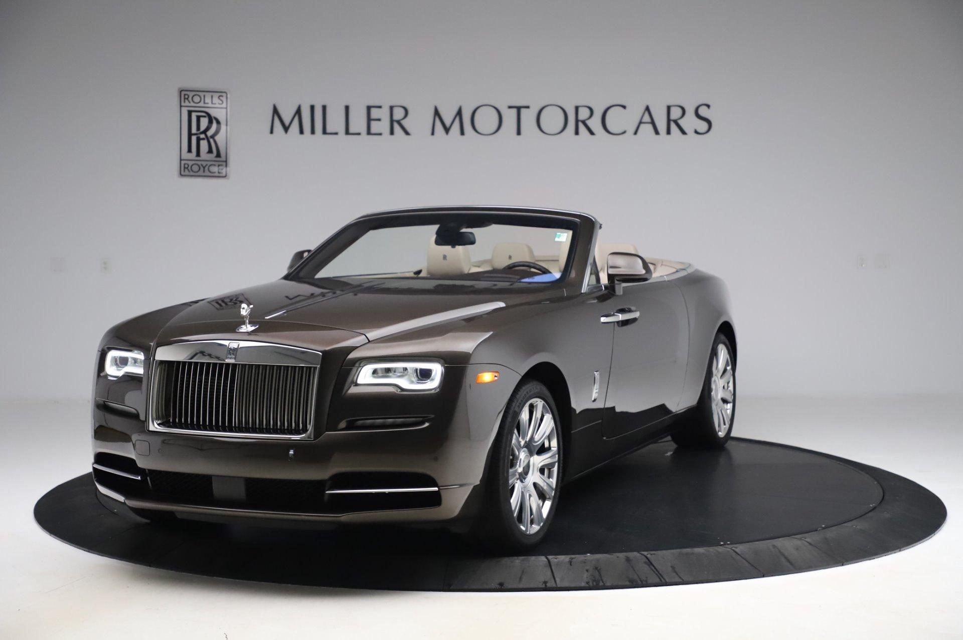 Used 2017 Rolls-Royce Dawn for sale $254,900 at Bugatti of Greenwich in Greenwich CT 06830 1
