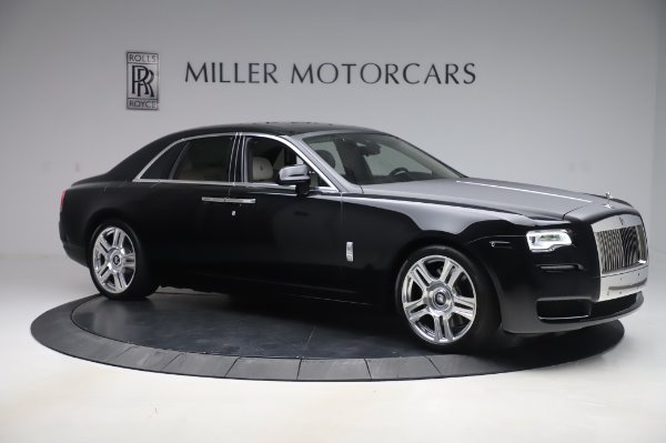 Used 2015 Rolls-Royce Ghost Base for sale Call for price at Bugatti of Greenwich in Greenwich CT 06830 10