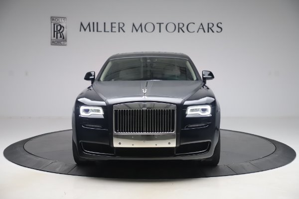 Used 2015 Rolls-Royce Ghost Base for sale Call for price at Bugatti of Greenwich in Greenwich CT 06830 2