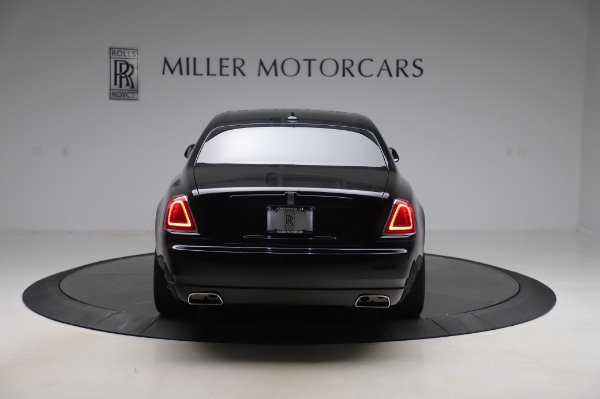 Used 2015 Rolls-Royce Ghost Base for sale Call for price at Bugatti of Greenwich in Greenwich CT 06830 6