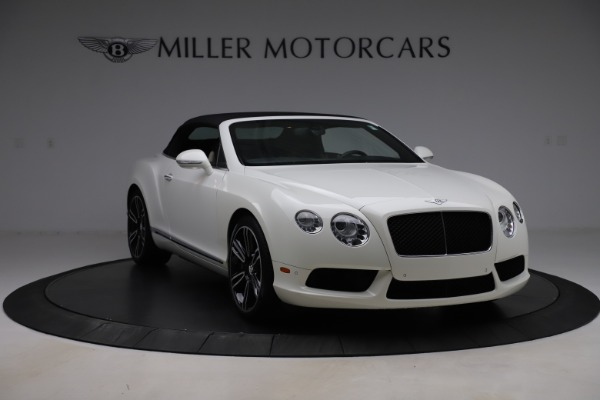 Used 2014 Bentley Continental GTC V8 for sale $106,900 at Bugatti of Greenwich in Greenwich CT 06830 18