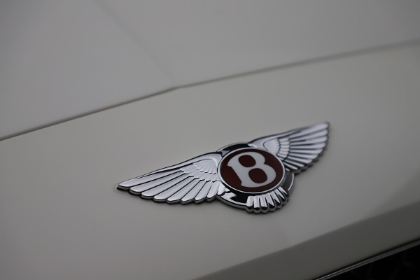 Used 2014 Bentley Continental GT Convertible V8 for sale $106,900 at Bugatti of Greenwich in Greenwich CT 06830 21