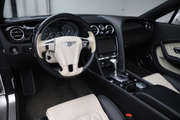 Used 2014 Bentley Continental GT Convertible V8 for sale $106,900 at Bugatti of Greenwich in Greenwich CT 06830 25