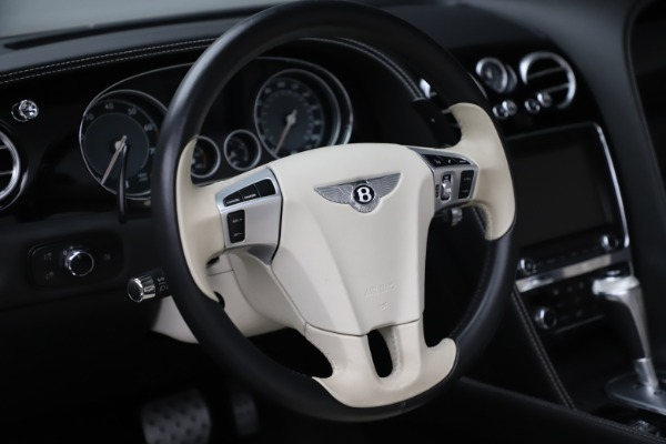 Used 2014 Bentley Continental GTC V8 for sale $106,900 at Bugatti of Greenwich in Greenwich CT 06830 26