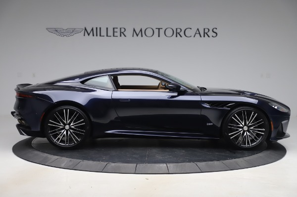 New 2020 Aston Martin DBS Superleggera Coupe for sale $338,286 at Bugatti of Greenwich in Greenwich CT 06830 10