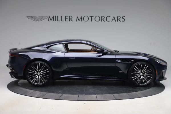 New 2020 Aston Martin DBS Superleggera for sale $338,286 at Bugatti of Greenwich in Greenwich CT 06830 10