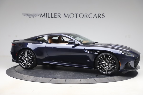 New 2020 Aston Martin DBS Superleggera Coupe for sale $338,286 at Bugatti of Greenwich in Greenwich CT 06830 11