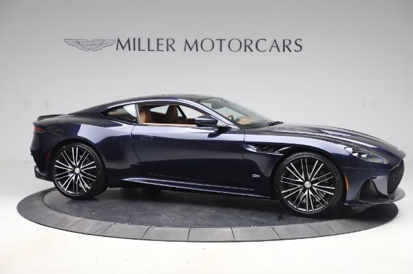 New 2020 Aston Martin DBS Superleggera for sale $338,286 at Bugatti of Greenwich in Greenwich CT 06830 11