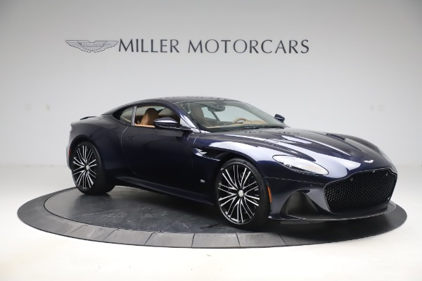 New 2020 Aston Martin DBS Superleggera Coupe for sale $338,286 at Bugatti of Greenwich in Greenwich CT 06830 12