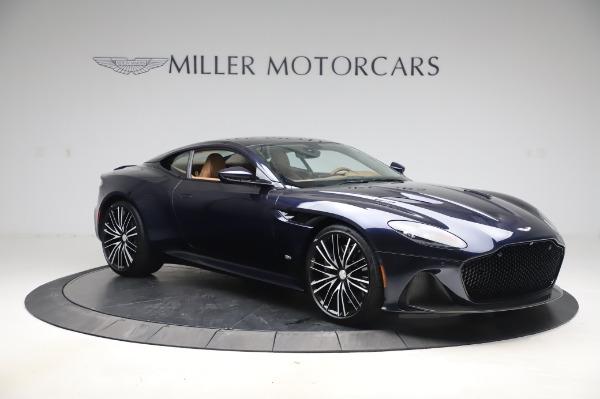 New 2020 Aston Martin DBS Superleggera for sale $338,286 at Bugatti of Greenwich in Greenwich CT 06830 12