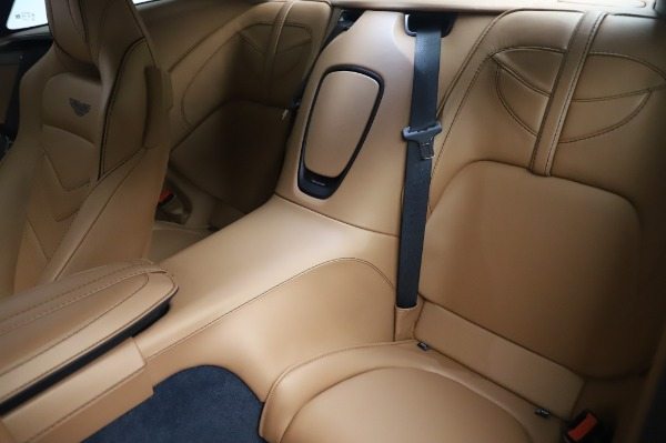 New 2020 Aston Martin DBS Superleggera for sale $338,286 at Bugatti of Greenwich in Greenwich CT 06830 16