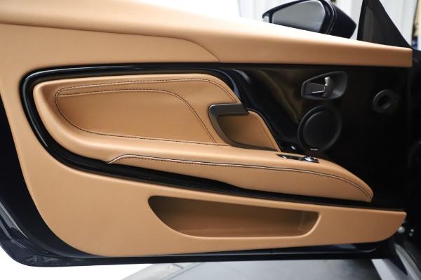 New 2020 Aston Martin DBS Superleggera for sale $338,286 at Bugatti of Greenwich in Greenwich CT 06830 17