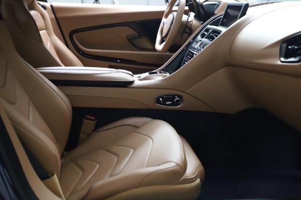 New 2020 Aston Martin DBS Superleggera for sale $338,286 at Bugatti of Greenwich in Greenwich CT 06830 19