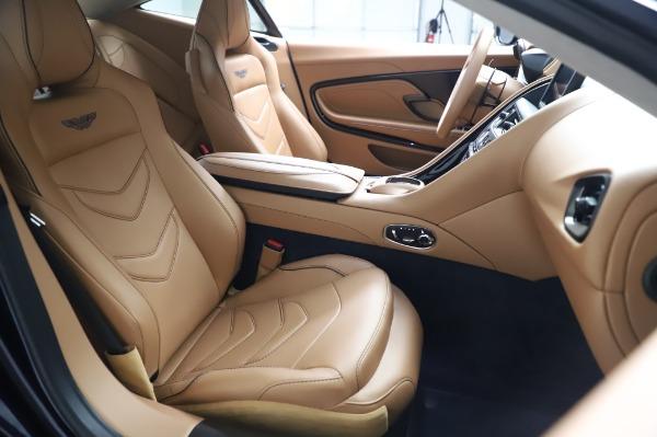 New 2020 Aston Martin DBS Superleggera for sale $338,286 at Bugatti of Greenwich in Greenwich CT 06830 20